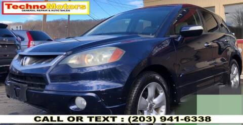 2009 Acura RDX for sale at Techno Motors in Danbury CT