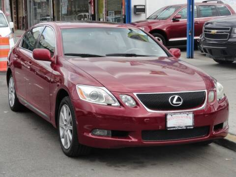 2006 Lexus GS 300 for sale at MOUNT EDEN MOTORS INC in Bronx NY