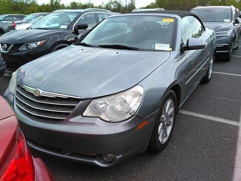 2008 Chrysler Sebring for sale at Cj king of car loans/JJ's Best Auto Sales in Troy MI