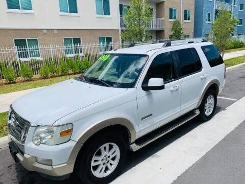 2007 Ford Explorer for sale at LA Motors Miami in Miami FL