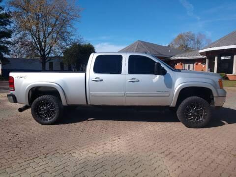 2014 GMC Sierra 3500HD for sale at CARS PLUS in Fayetteville TN