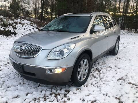 2010 Buick Enclave for sale at Yaab Motor Sales in Plaistow NH