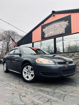 2010 Chevrolet Impala for sale at Harborcreek Auto Gallery in Harborcreek PA