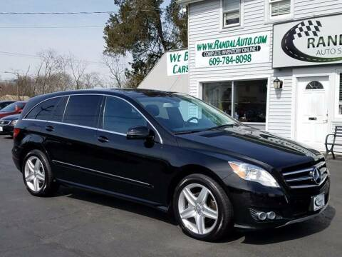 2011 Mercedes-Benz R-Class for sale at Randal Auto Sales in Eastampton NJ