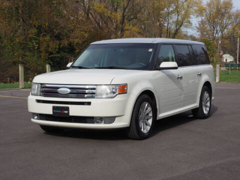 2011 Ford Flex for sale at Tom Roush Budget Westfield in Westfield IN