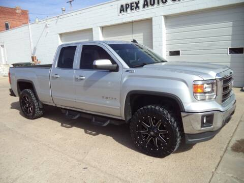 2015 GMC Sierra 1500 for sale at Apex Auto Sales in Coldwater KS