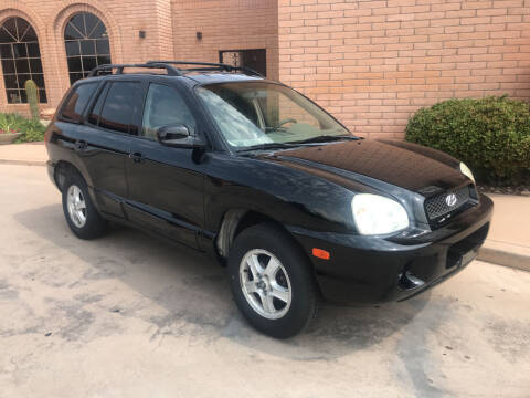 2004 Hyundai Santa Fe for sale at Freedom  Automotive in Sierra Vista AZ
