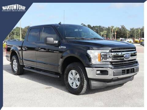 2020 Ford F-150 for sale at BARTOW FORD CO. in Bartow FL