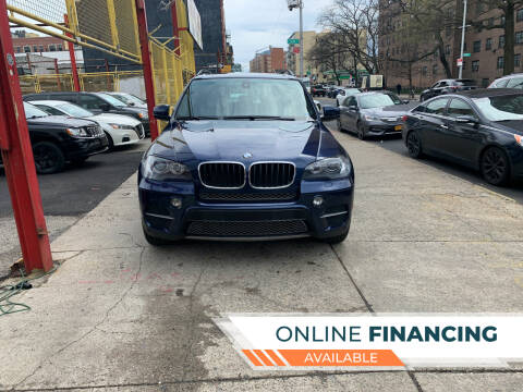 2011 BMW X5 for sale at Raceway Motors Inc in Brooklyn NY