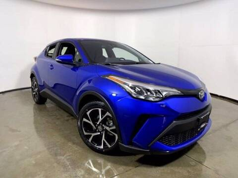 2021 Toyota C-HR for sale at Smart Motors in Madison WI