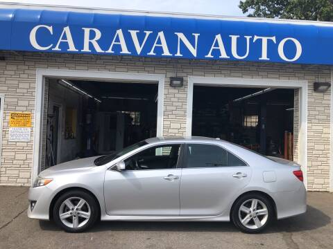 2012 Toyota Camry for sale at Caravan Auto in Cranston RI