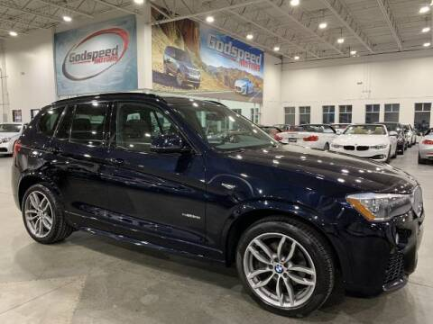 2015 BMW X3 for sale at Godspeed Motors in Charlotte NC