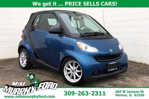 2008 Smart fortwo for sale at Mike Murphy Ford in Morton IL