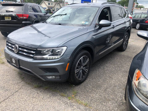 2018 Volkswagen Tiguan for sale at SuperBuy Auto Sales Inc in Avenel NJ