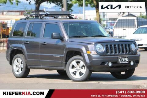 2015 Jeep Patriot for sale at Kiefer Kia in Eugene OR