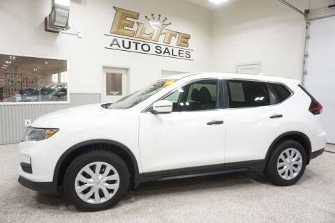 2018 Nissan Rogue for sale at Elite Auto Sales in Ammon ID