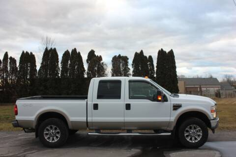 2008 Ford F-250 Super Duty for sale at D & B Auto Sales LLC in Washington Township MI