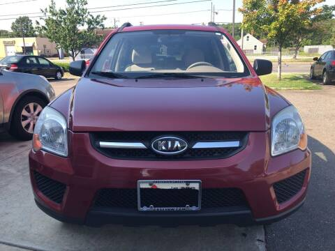 2010 Kia Sportage for sale at Advantage Motors in Newport News VA