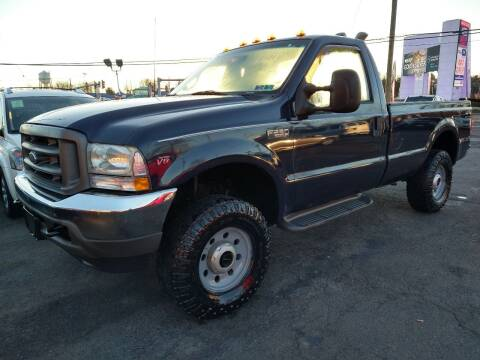 2002 Ford F-250 Super Duty for sale at P J McCafferty Inc in Langhorne PA