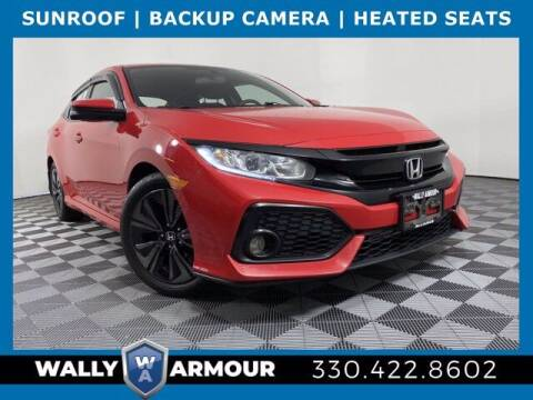2017 Honda Civic for sale at Wally Armour Chrysler Dodge Jeep Ram in Alliance OH