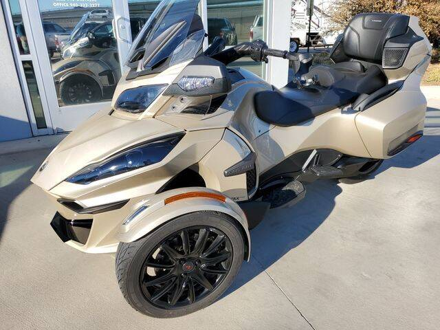 2018 Can-Am Spyder RT Limited SE6 for sale at Kell Auto Sales, Inc - Grace Street in Wichita Falls TX