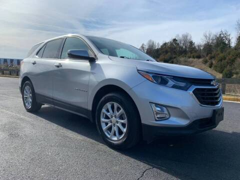 2018 Chevrolet Equinox for sale at Dulles Cars in Sterling VA