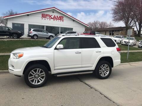 2011 Toyota 4Runner for sale at Efkamp Auto Sales LLC in Des Moines IA