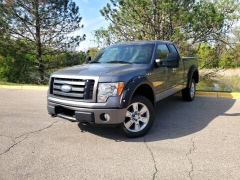 2009 Ford F-150 for sale at Excalibur Auto Sales in Palatine IL