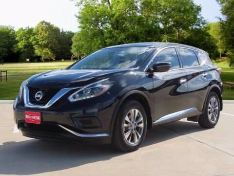 2018 Nissan Murano for sale at BIG STAR HYUNDAI in Houston TX