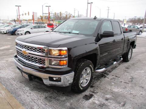 2015 Chevrolet Silverado 1500 for sale at Windsor Auto Sales in Loves Park IL