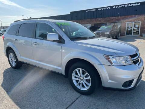 2014 Dodge Journey for sale at Motor City Auto Auction in Fraser MI