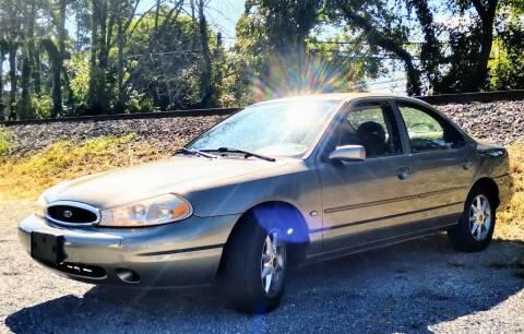 1999 Ford Contour for sale at Abingdon Auto Specialist Inc. in Abingdon VA