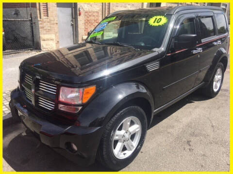 2010 Dodge Nitro for sale at ARXONDAS MOTORS in Yonkers NY