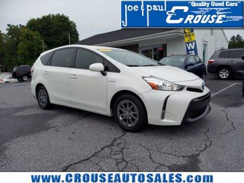 2015 Toyota Prius v for sale at Joe and Paul Crouse Inc. in Columbia PA