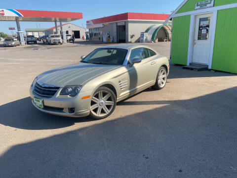 2006 Chrysler Crossfire for sale at Independent Auto in Belle Fourche SD