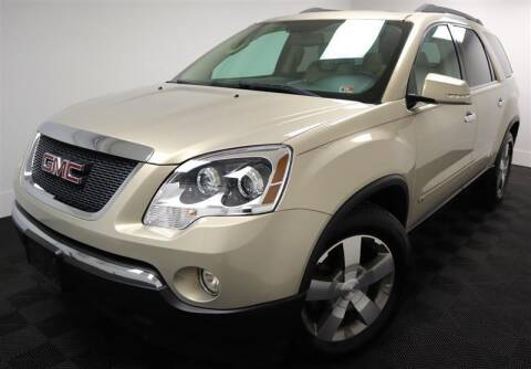 2010 GMC Acadia for sale at CarNova in Stafford VA