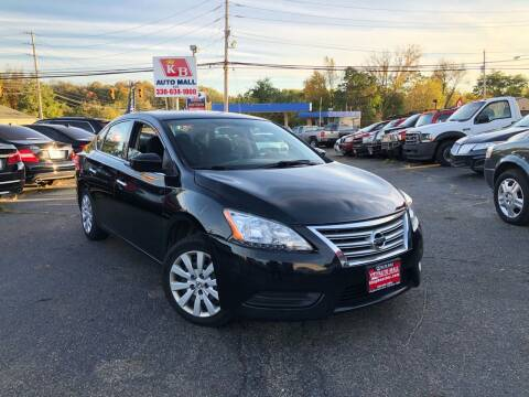 2014 Nissan Sentra for sale at KB Auto Mall LLC in Akron OH