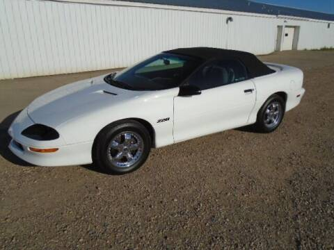 1994 Chevrolet Camaro for sale at SWENSON MOTORS in Gaylord MN