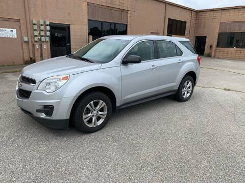 2012 Chevrolet Equinox for sale at Certified Auto Exchange in Indianapolis IN
