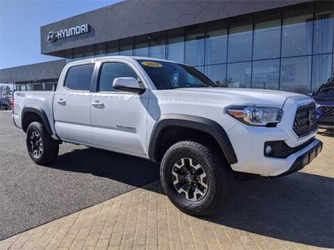 2018 Toyota Tacoma for sale at CU Carfinders in Norcross GA