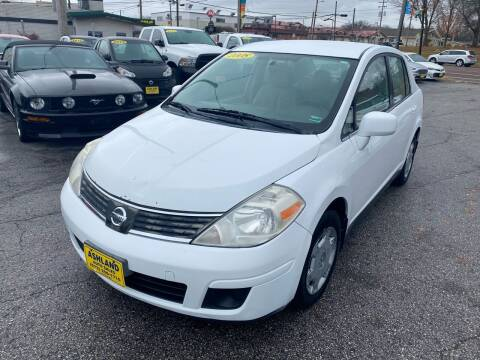 2008 Nissan Versa for sale at ASHLAND AUTO SALES in Columbia MO