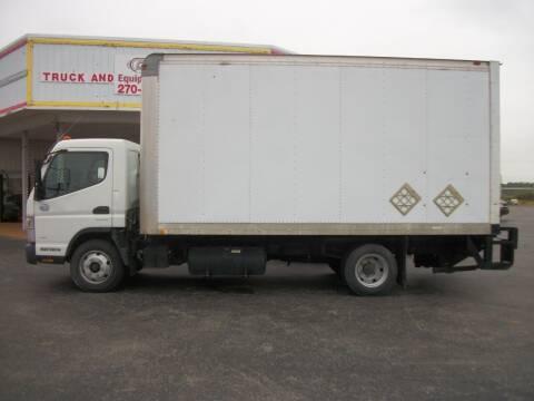 2015 Mitsubishi Fuso Box Truck for sale at Classics Truck and Equipment Sales in Cadiz KY