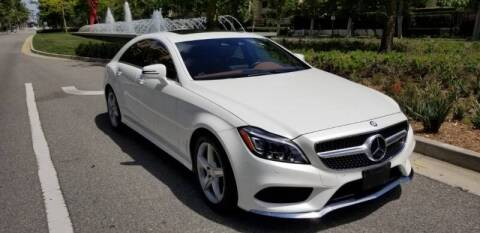 2016 Mercedes-Benz CLS for sale at Car Lanes LA in Valley Village CA