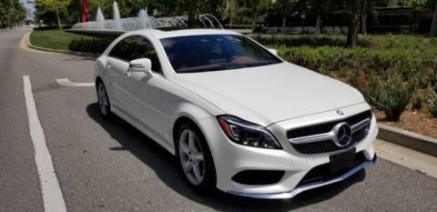 2016 Mercedes-Benz CLS for sale at Car Lanes LA in Glendale CA