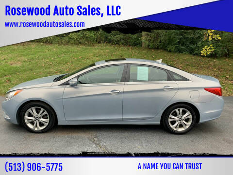 2011 Hyundai Sonata for sale at Rosewood Auto Sales, LLC in Hamilton OH