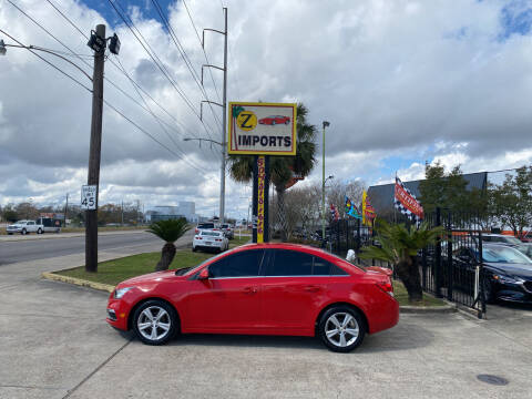 2015 Chevrolet Cruze for sale at A to Z IMPORTS in Metairie LA