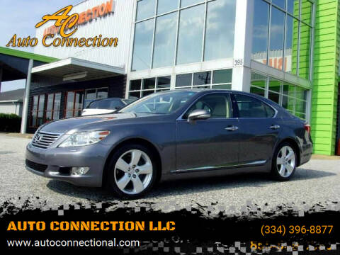 2012 Lexus LS 460 for sale at AUTO CONNECTION LLC in Montgomery AL