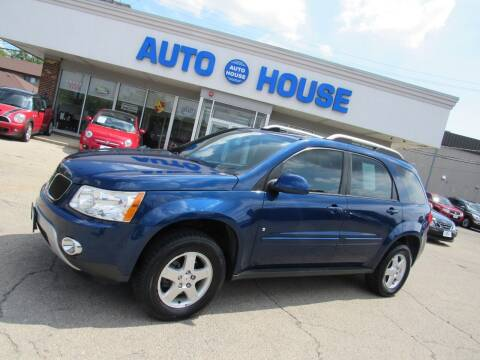 2009 Pontiac Torrent for sale at Auto House Motors in Downers Grove IL