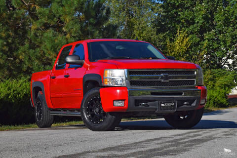 2011 Chevrolet Silverado 1500 for sale at Rosedale Auto Sales Incorporated in Kansas City KS