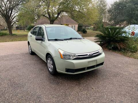 2010 Ford Focus for sale at CARWIN MOTORS in Katy TX